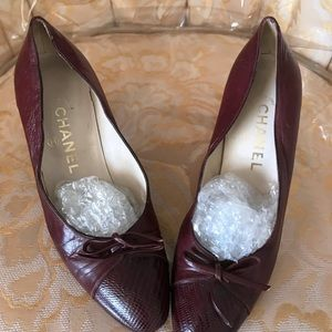 Chanel Pump size 7